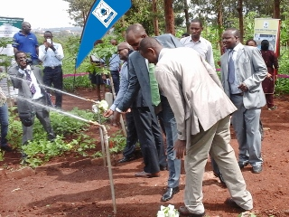 Project Commissioning, Embu (Results-Based Financing)